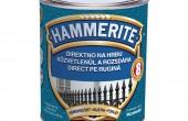 Vopsele pentru metal Vopseaua pentru metal HAMMERITE - poate fi aplicat direct pe suprafete ruginite fara a fi nevoie utilizarea unui grund sau strat de fond - economisind timp pretios!