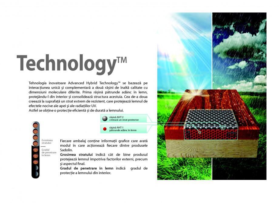 Pagina 11 - Secretul lemnului bine intretinut - Lazuri pentru lemn - Catalog general SADOLIN CLASSIC...
