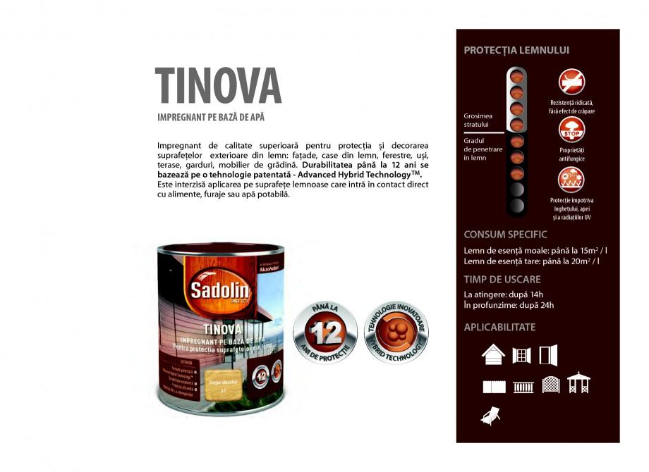 Pagina 25 - Secretul lemnului bine intretinut - Lazuri pentru lemn - Catalog general SADOLIN CLASSIC...
