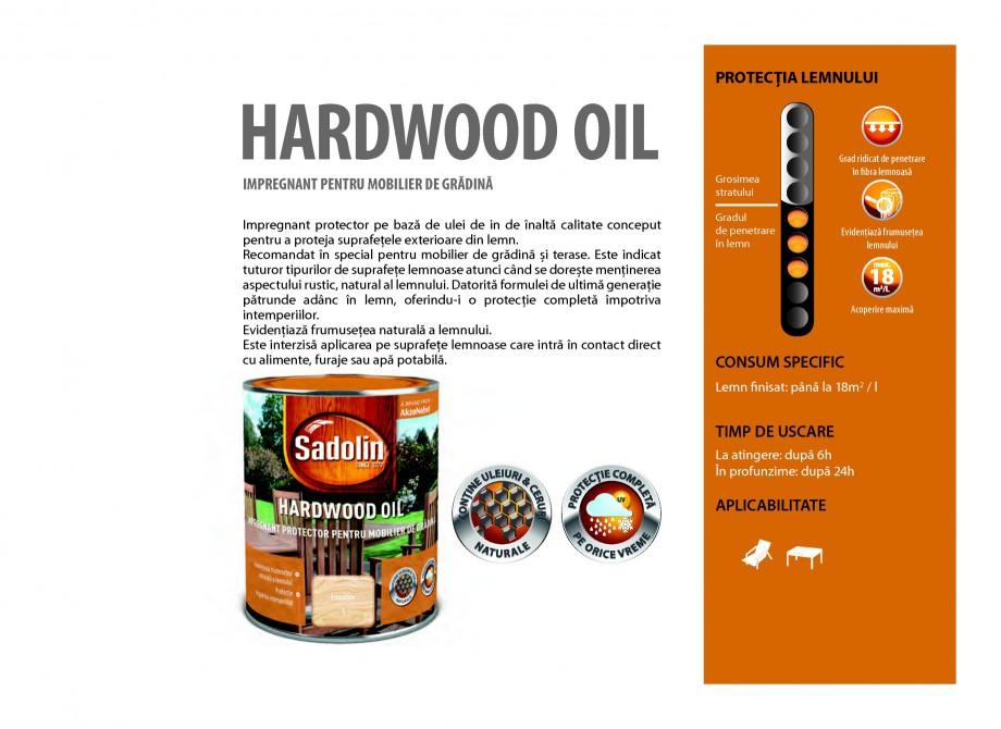 Pagina 27 - Secretul lemnului bine intretinut - Lazuri pentru lemn - Catalog general SADOLIN CLASSIC...