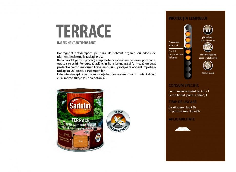 Pagina 29 - Secretul lemnului bine intretinut - Lazuri pentru lemn - Catalog general SADOLIN CLASSIC...