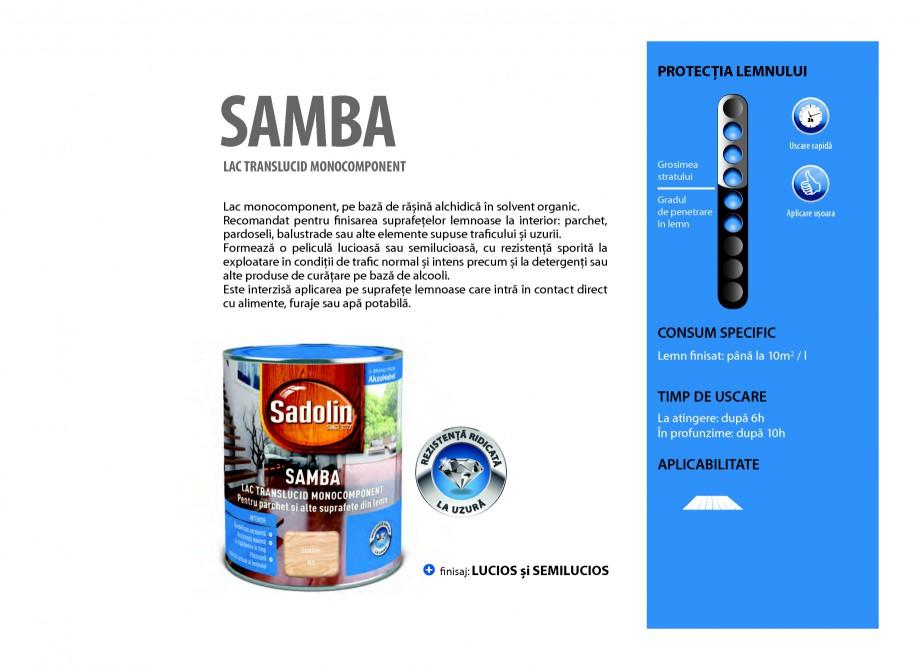 Pagina 31 - Secretul lemnului bine intretinut - Lazuri pentru lemn - Catalog general SADOLIN CLASSIC...