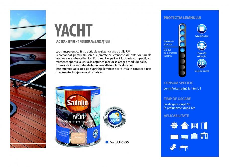 Pagina 33 - Secretul lemnului bine intretinut - Lazuri pentru lemn - Catalog general SADOLIN CLASSIC...