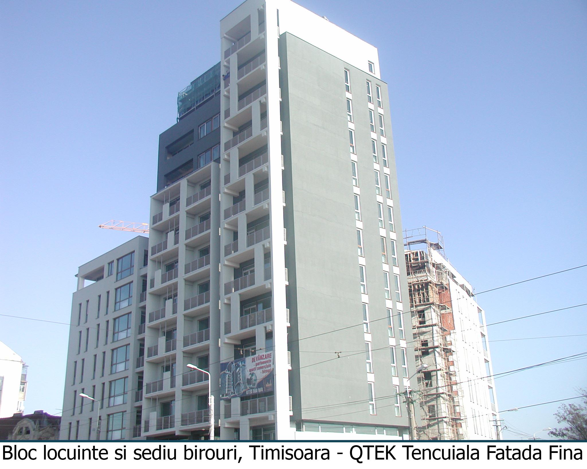 Tencuieli decorative QTEK - Poza 2