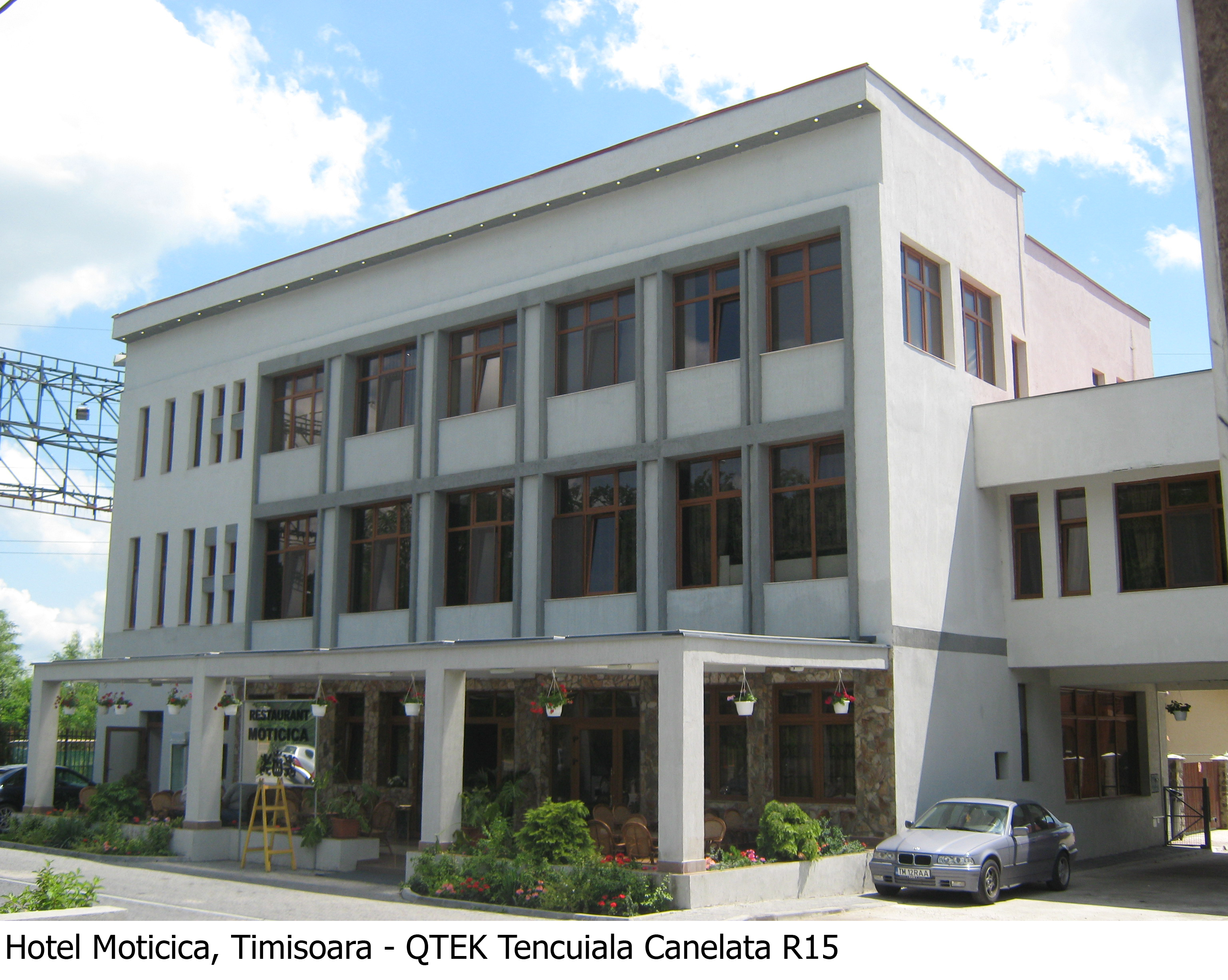 Tencuieli decorative QTEK - Poza 7