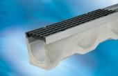 Filcoten - rigole pentru trafic auto Printr-un proces de productie inovator de amestecare si procesare a fibrelor, cimentului si agregatelor, Filcoten este produs un material compozit armat cu fibre si de o inalta calitate.