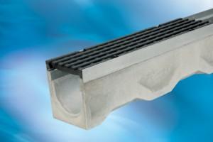 Filcoten - rigole din beton pentru trafic auto Printr-un proces de productie inovator de amestecare si procesare a fibrelor, cimentului si agregatelor, Filcoten este produs un material compozit armat cu fibre si de o inalta calitate.