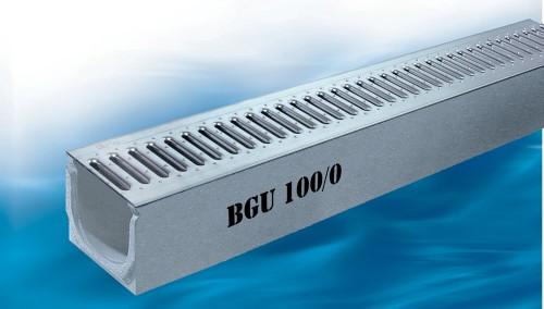 Prezentare produs BGU Rigola universala 100 BG - Poza 1