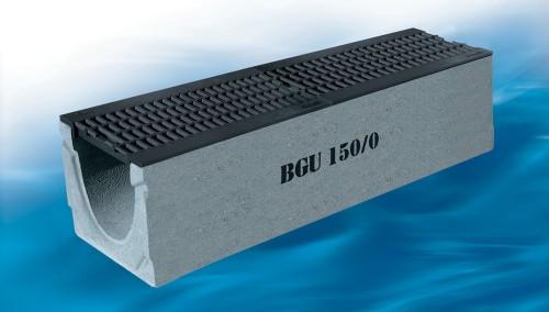 Prezentare produs BGU Rigola universala 150 BG - Poza 2
