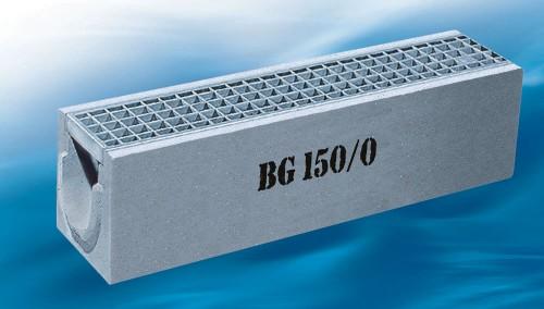 Prezentare produs BG Rigole standard latime nominala 150 BG - Poza 2