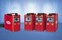 Echipamente sudura cu electrozi SEI  Invertoarele de sudura Fronius folosesc o tehnologie moderna de control al curentului de sudare pentru a asigura cele mai bune performante la sudarea cu electrod.