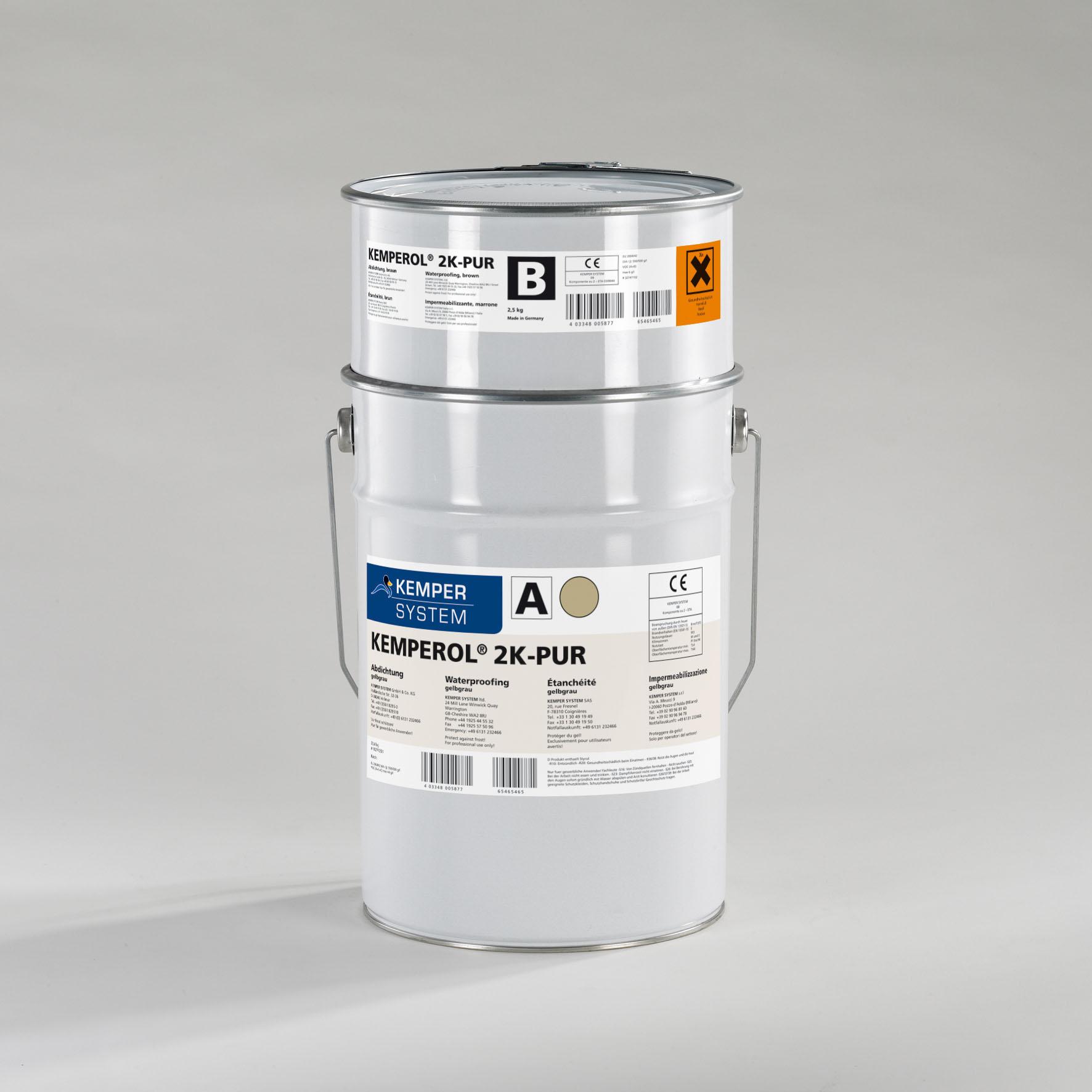Hidroizolatii pe baza de poliuretan lichid KEMPER SYSTEM - Poza 15