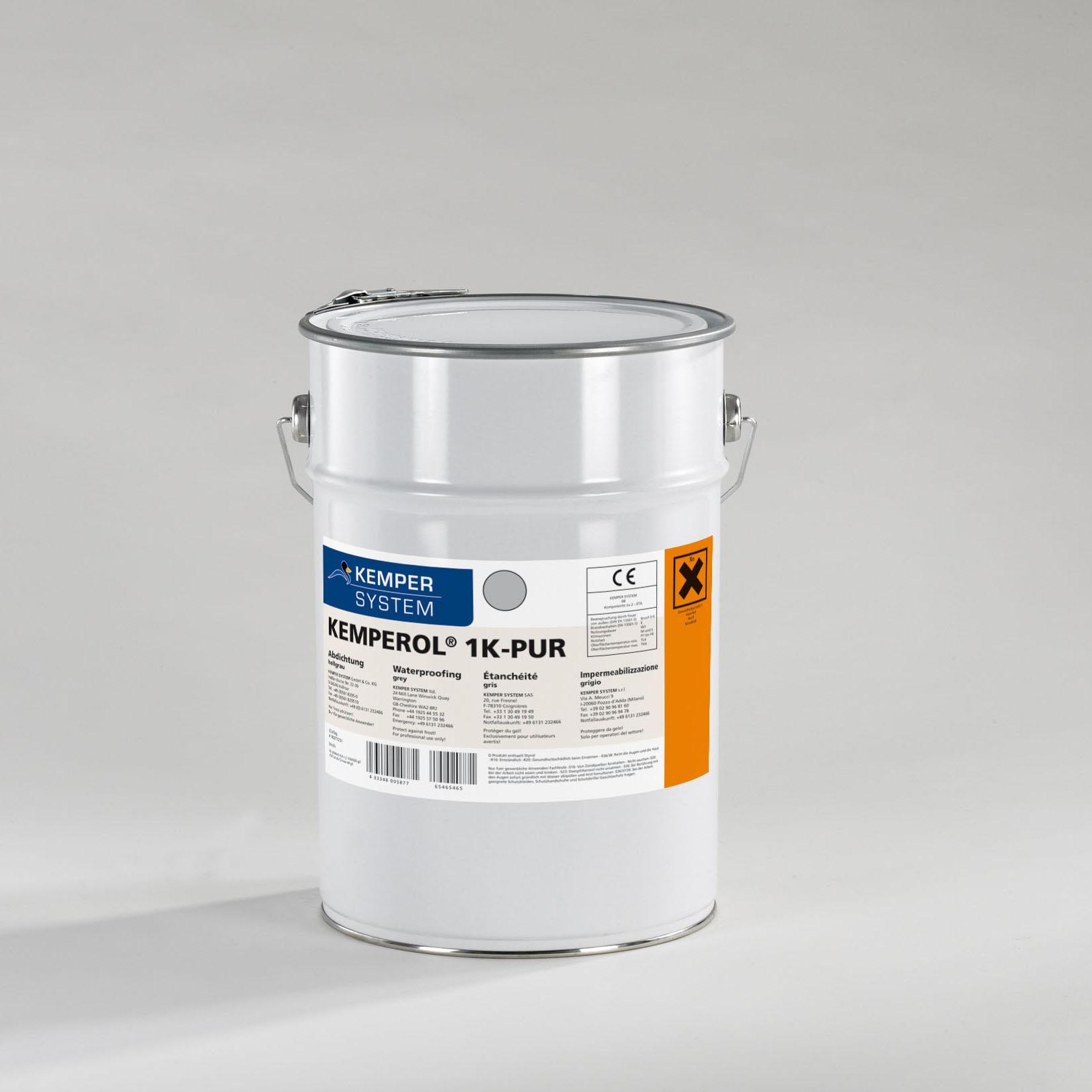 Hidroizolatii pe baza de poliuretan lichid KEMPER SYSTEM - Poza 17