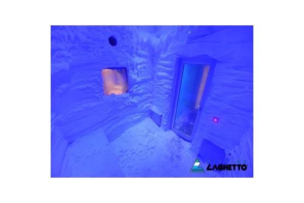 Fantana de gheata LAGHETTO - Poza 5