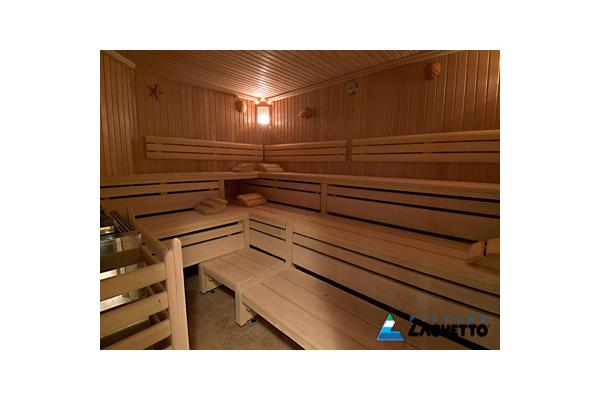 Sauna finlandeza LAGHETTO - Poza 2