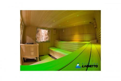 Sauna finlandeza LAGHETTO - Poza 3