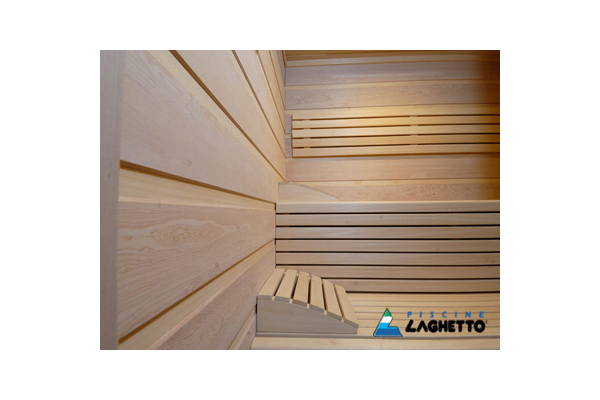 Sauna finlandeza LAGHETTO - Poza 4