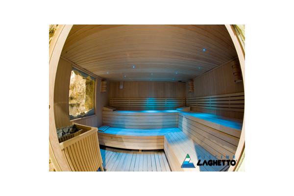 Sauna finlandeza LAGHETTO - Poza 6