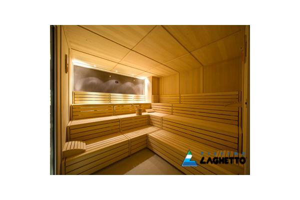 Sauna finlandeza LAGHETTO - Poza 7