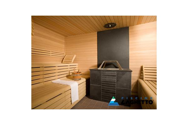 Sauna finlandeza LAGHETTO - Poza 8
