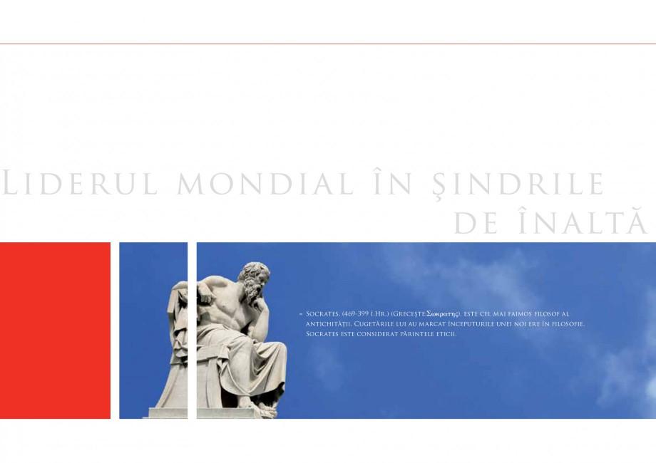 Pagina 2 - Sindrile bituminoase IKO Catalog, brosura Romana ral în formă de solzi şi erau  de...