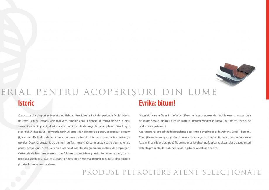 Pagina 5 - Sindrile bituminoase IKO Catalog, brosura Romana tive pentru care ar trebui să alegeţi ...