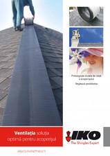 Calcularea suprafetei nete de ventilatie IKO