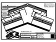 Tabla plana pentru invelitori titan zinc - Coama acoperisului in doua ape cu ventilare - 2D