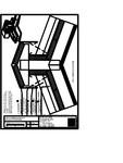 Tabla plana pentru invelitori titan zinc - Coama acoperisului in doua ape cu ventilare - varianta