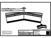 Tabla plana pentru invelitori titan zinc - Coama la acoperis in doua ape fara sipci, fara ventilare - 2D RHEINZINK