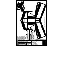 Tabla plana pentru invelitori titan zinc - Coama ventilata la acoperis in doua ape cu falt culcat, varianta inalta - 2D RHEINZINK