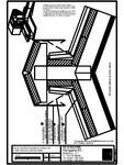 Tabla plana pentru invelitori titan zinc - Coama ventilata la acoperis in doua ape cu falt