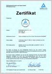 Certificat de calitate pentru tabla plana pentru invelitori RHEINZINK - RHEINZINK®