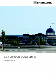 Tabla plana pentru invelitori titan zinc - Fashion House Outlet Centre