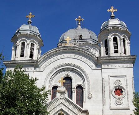 Lucrari, proiecte Tabla plana pentru invelitori titan zinc - Biserica Sf. Nicolae Vladica RHEINZINK - Poza 1