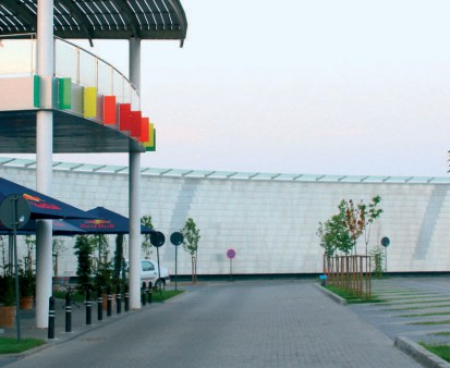 Mall Alba RHEINZINK® Tabla plana pentru invelitori titan zinc - Mall Alba