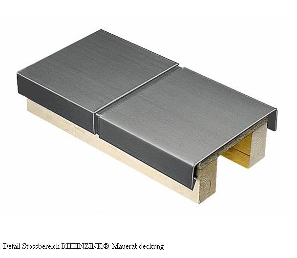 Tabla plana pentru invelitori titan zinc RHEINZINK - Poza 17