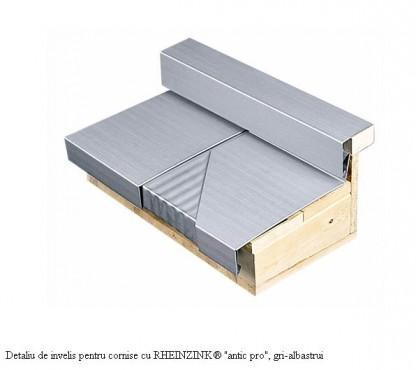 Prezentare produs Tabla plana pentru invelitori titan zinc RHEINZINK - Poza 3