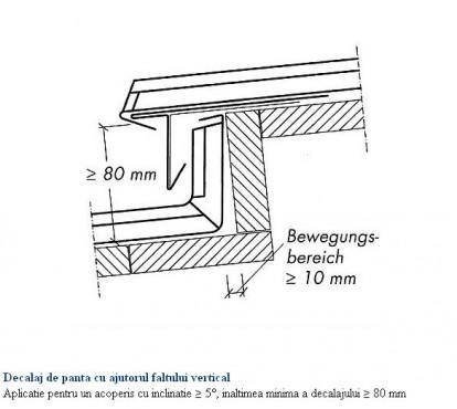 Prezentare produs Tabla plana pentru invelitori titan zinc RHEINZINK - Poza 34