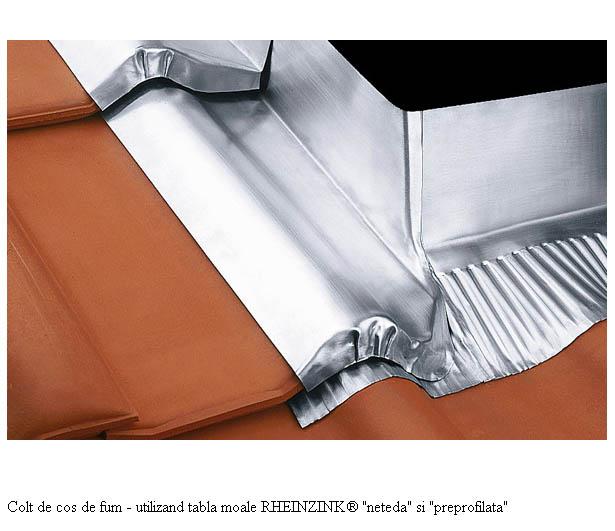 Tabla plana pentru invelitori titan zinc RHEINZINK - Poza 37