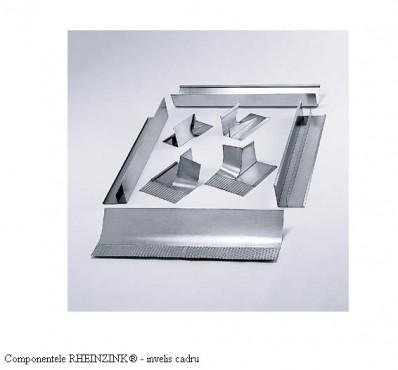 Prezentare produs Tabla plana pentru invelitori titan zinc RHEINZINK - Poza 30