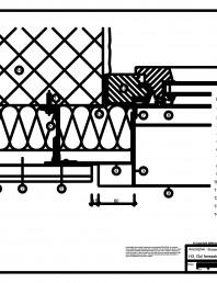 H3 Gol fereastra, iesit din planul peretelui