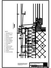 V2 Pervaz fereastra iesit din planul peretelui RHEINZINK