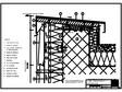 V4 Rebord perete iesit din planul peretelui, 1 element RHEINZINK - Stulp