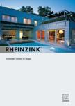 Solutii din tabla titan zinc pentru fatade RHEINZINK