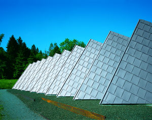 Panouri tabla fatade15 orizontale Steckfalz Stulp ondulat trapezoidal Sistem faltuit Solutii speciale Solzi mari Solzi mici