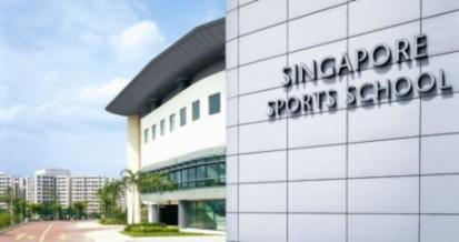 Fatada panouri tabla - Singapore Sports School orizontale Steckfalz Stulp ondulat trapezoidal Sistem faltuit Solutii speciale