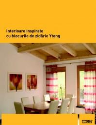 Interioare inspirate cu blocurile de zidarie YTONG