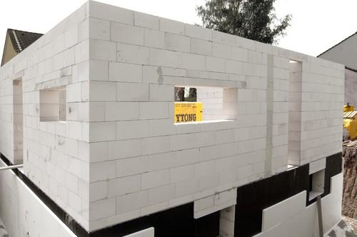 Executie, montaj Case in constructie YTONG - Poza 20