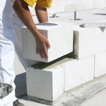 Casa in constructie - construire cu BCA A+, CLASIC, FORTE Case in constructie